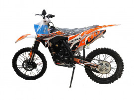 Nou motocross hurricane 250cc manual
