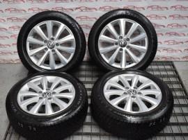 Jante aliaj Volkswagen 5x112 6.5Jx16 H2 ET 50 205 55 R16