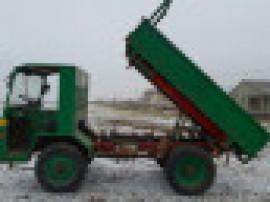 Motoagricola 4x4 de 35 cp diesel