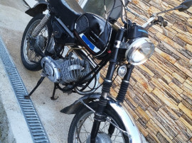 Motocicleta Hoinar functional, acte noi