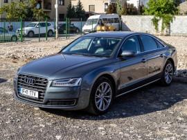 Audi A8 2015 - Camera 360 - Scaune functie masaj