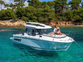 Barca Jeanneau Merry Fisher 795 Serie2 cu Yamaha F200