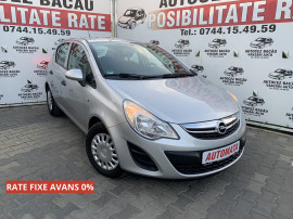 Opel corsa 2012 automata benzina euro5 rate