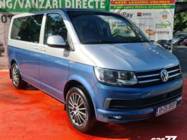 VW T6 Multivan,2.0Diesel,2017,Euro 6,Navi,7Locuri,Finantare