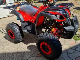 Atv Red HUMMER 125 cc , Frani Disc Integral , Noi 2021