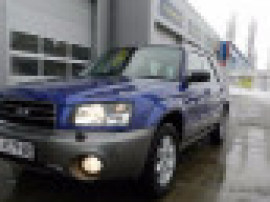 Subaru Forester 2004, 4X4, gpl