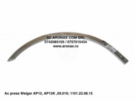 Ac presa Welger AP12, AP12K ,59.019; 1101.22.08.15