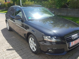 """Audi A4.Automat.Euro 5.Navigatie.Jante aliaj 16"""""""".An 2009"""