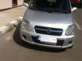 Opel Agila 1,3 cdti