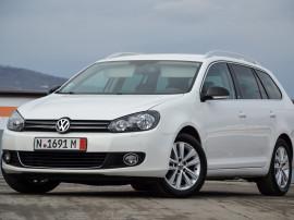 Vw Golf style -2012 -155600 km reali -navi -climatronic
