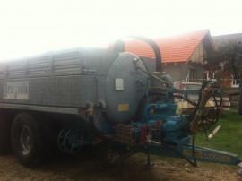 Cisterne si Vidanje 8000 litri - 20 000 litri