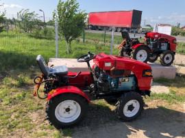 Tractor 18 Cp+Freza+Plug Nou Garantie