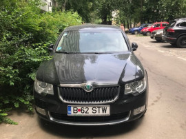 Skoda Superb Elegance 2.0 CR TDI 170 CP 6speed DSG