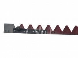 KOSA CL 3,00M D.N 41-Nożyków (522187 DIN80 AGV+522190