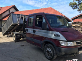 Iveco Daily 3.0HPI Abroll Abrollkipper Container