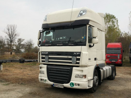 DAF XF 460 + Contract Comunitate 0.93 Eur/KM plus taxe drum