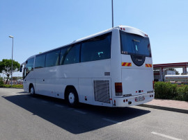 Autocar Scania Irizar, 55+2 locuri, 945.000 km reali