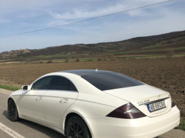 Mercedes cls 320 facelift