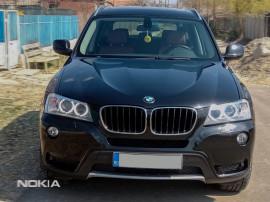 BMW X3 XDRIVE 2.0 185 CP, cutie automata 8+1