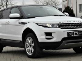 Land Rover Range Rover Evoque Black & White Edition