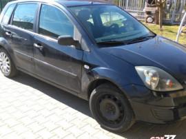Ford Fiesta/diesel/2007