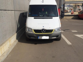 Mercedes Sprinter 316, 8 + 1 in acte
