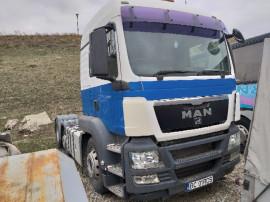 Cap Tractor MAN Tds, anul-2010, Volan Dreapta