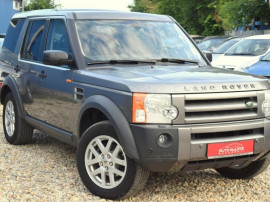 LAND ROVER DISCOVERY 2007 - POSIBILITATE RATE