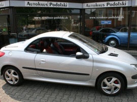 Dezmembrez Peugeot 206 CC