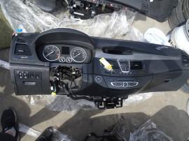 Plansa de bord cu airbag volan si pasager Renault Laguna 3