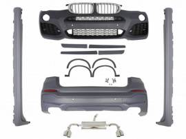 Kit BMW F26 X4 (2014-up) X4M Design