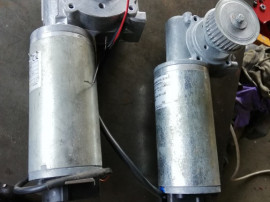 Motor electric 40v