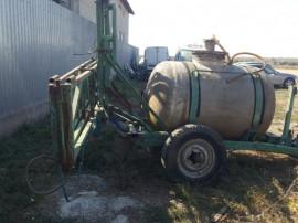 Met sau cisternă capacitate 1800 litri