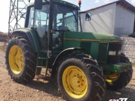Tractor John Deere 6800, AC, 120 CP, 4x4. Import august 2019