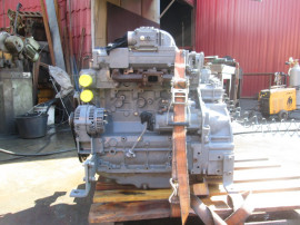 Motor Deutz BF4M2012C (121 Hp)