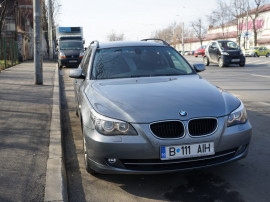 Bmw 520 diesel,2009, touring, automata, facelift, nav. mare