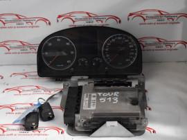 Kit pornire VW Touran 1.9 TDI AVQ 1T0920860C 03G906016A 513