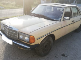 Mercedes e-class w123 240d fab. 1980 radiata din circulatie