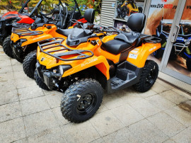 Can-Am Outlander MAX DPS 570 T 2020