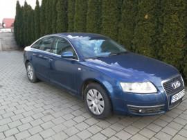 Audi a6, Facturi pe volanta distributie, xenon, navi color