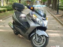 Suzuki Burgman 400cc 34CP