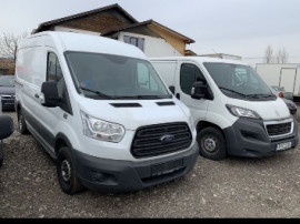 Ford Transit an 2015