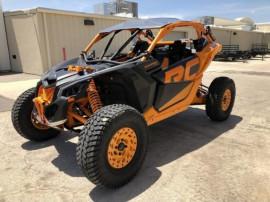 Can-Am Maverick X rc Turbo RR INT 2020