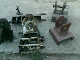 Cupla tractor rotativa si fixa