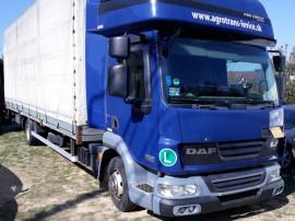 Camioneta prelata Daf LF45