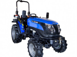 Tractor SOLIS 26 CP 4WD Wider Agri