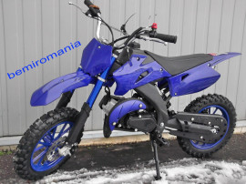 Mini moto 50cc poket 708A Dirt Bike copii