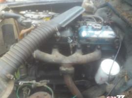 Motor Tractor 550