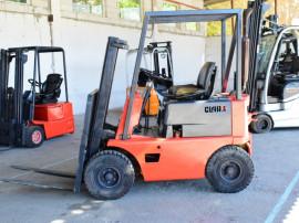 Stivuitor Clark DCFY 20B Diesel 1000 kg capacitate