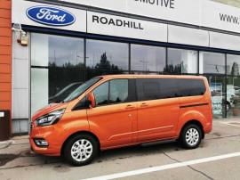 Ford Tourneo Custom P-HEV